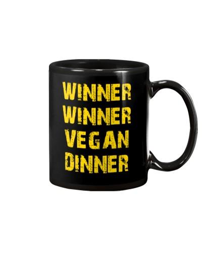 WINNER WINNER VEGAN DINNER