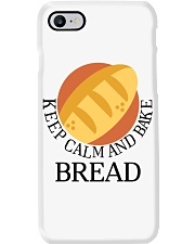 KEEP CALM AND BREAK BREAD Phone Case tile