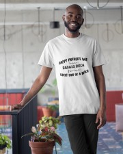 HAPPY MOTHER'S DAY Classic T-Shirt apparel-classic-tshirt-lifestyle-front-34