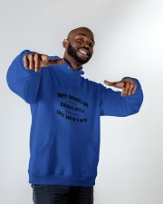 HAPPY MOTHER'S DAY Hooded Sweatshirt apparel-hooded-sweatshirt-lifestyle-front-12