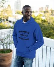 HAPPY MOTHER'S DAY Hooded Sweatshirt apparel-hooded-sweatshirt-lifestyle-front-16