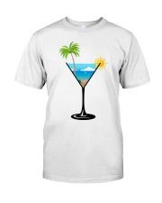 SUMMER IN A GLASS Classic T-Shirt thumbnail