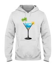 SUMMER IN A GLASS Hooded Sweatshirt thumbnail