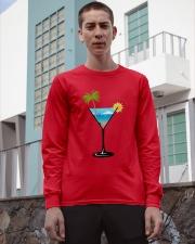 SUMMER IN A GLASS Long Sleeve Tee apparel-long-sleeve-tee-lifestyle-03