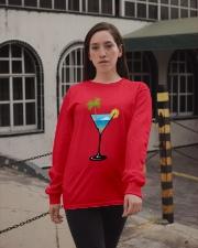 SUMMER IN A GLASS Long Sleeve Tee apparel-long-sleeve-tee-lifestyle-09