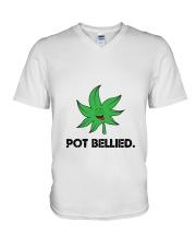 POT BELLIED V-Neck T-Shirt thumbnail