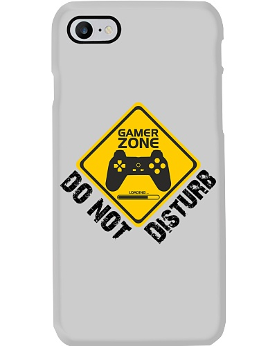 Gamer zone: Do not disturb
