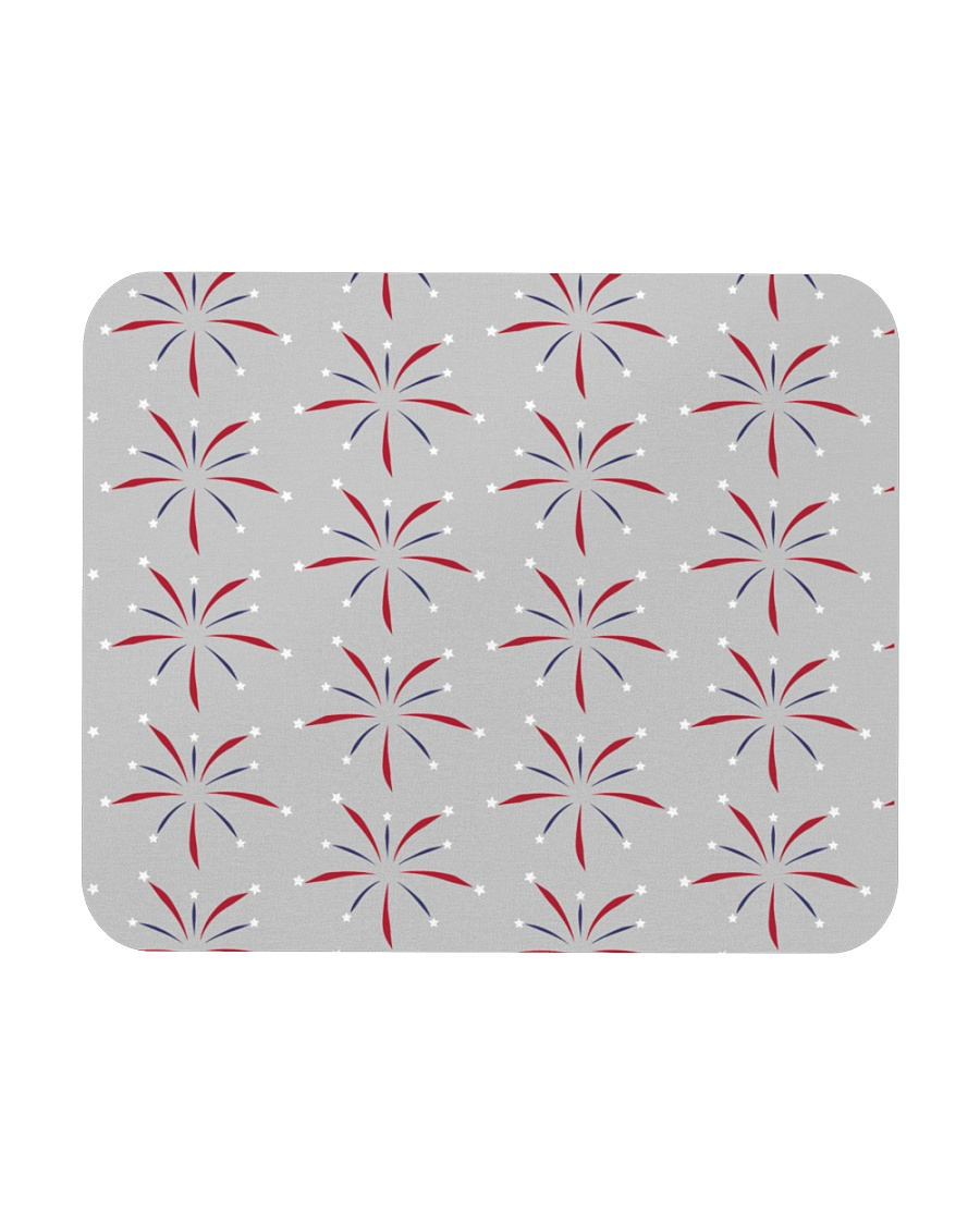 Fourth of July Fireworks Mousepad