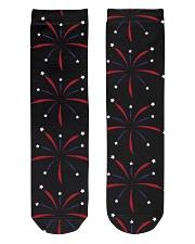 Fourth of July Fireworks Crew Length Socks thumbnail