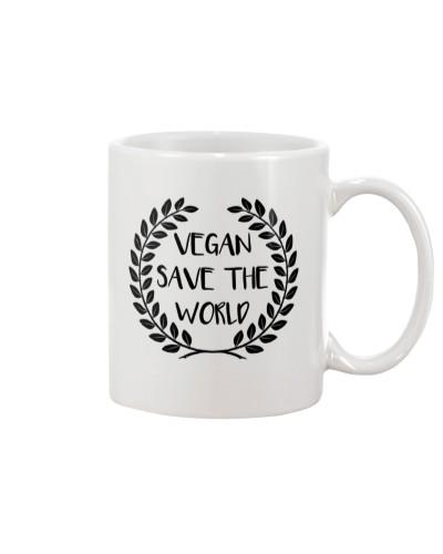 VEGAN SAVE THIS WORLD