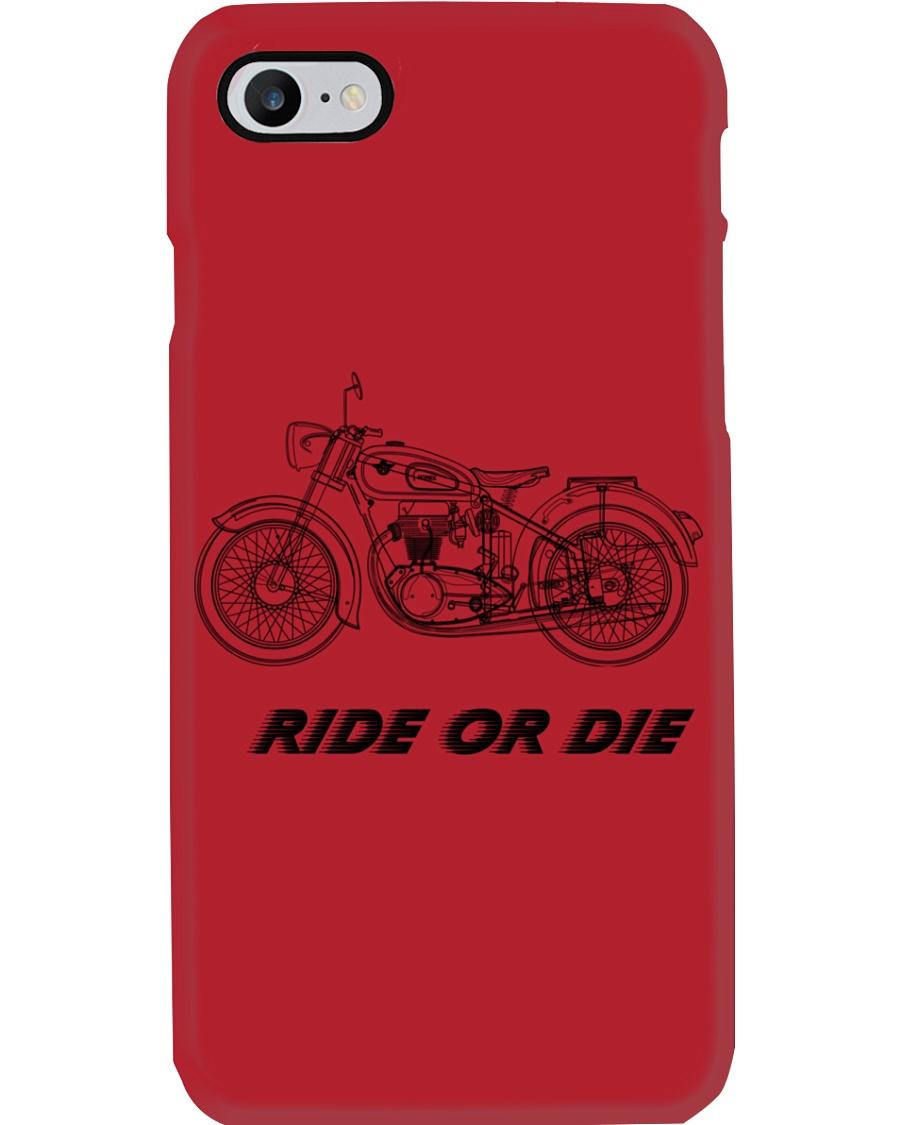 RIDE OR DIE Phone Case