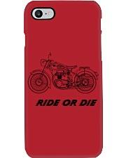 RIDE OR DIE Phone Case i-phone-7-case