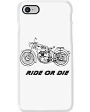 RIDE OR DIE Phone Case thumbnail