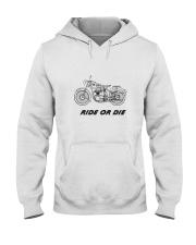 RIDE OR DIE Hooded Sweatshirt thumbnail