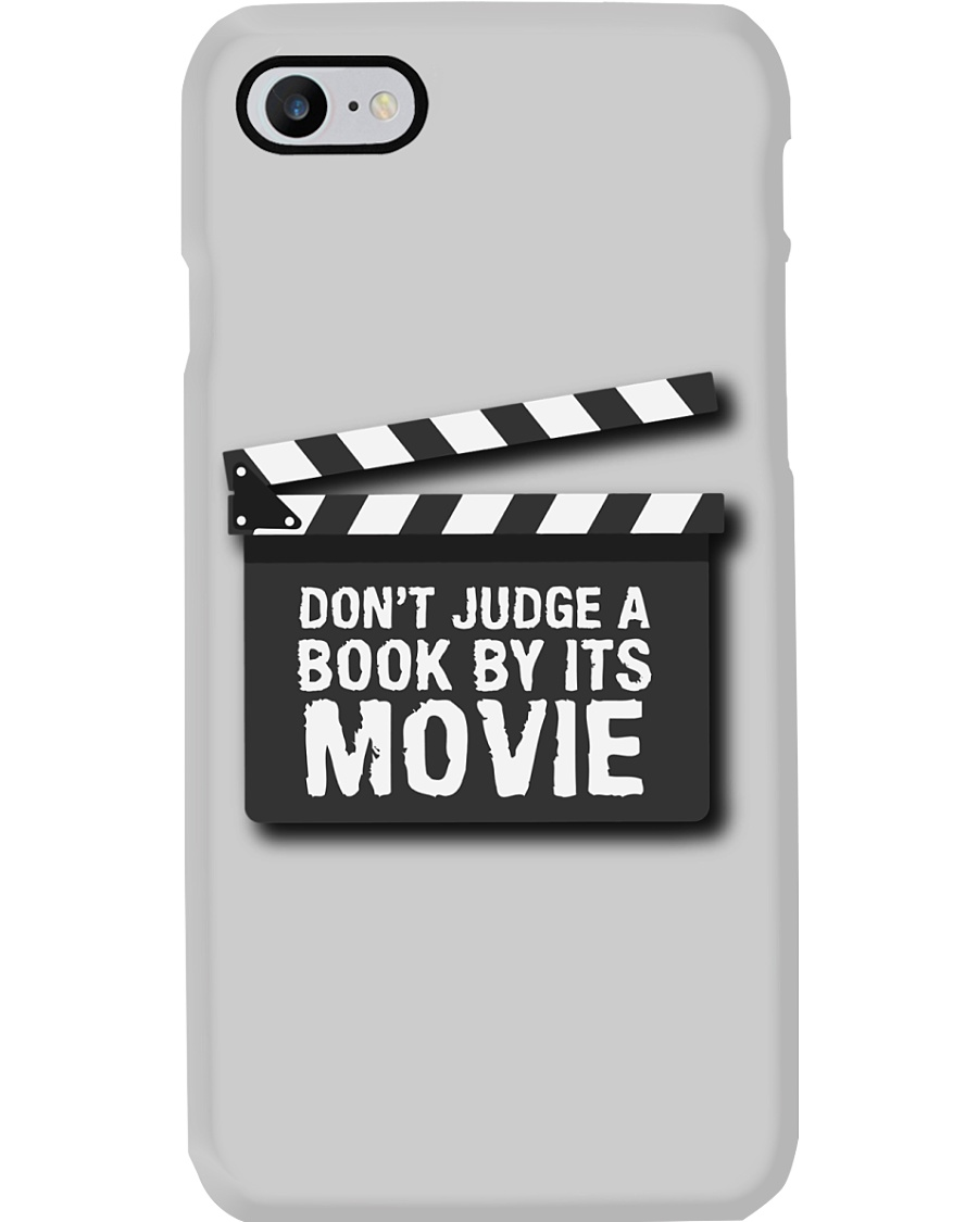 Don't judge the book by its movie Phone Case