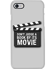 Don't judge the book by its movie Phone Case i-phone-7-case