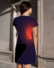 A WILD NIGHT All-over Dress aos-dress-back-lifestyle-1