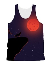 A WILD NIGHT All-over Unisex Tank thumbnail