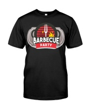 LIMITED EDITION - BARBECUE PARTY Classic T-Shirt front