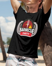 LIMITED EDITION - BARBECUE PARTY Classic T-Shirt lifestyle-mens-crewneck-front-9