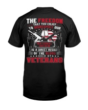 THE FREEDOM Classic T-Shirt back