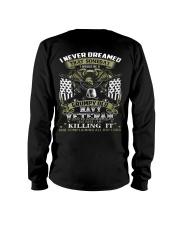LlMlTED EDlTION - NAVY VETERAN Long Sleeve Tee thumbnail