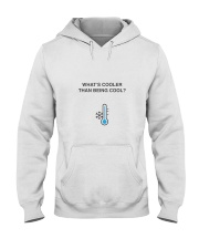 whats cooler that being cool  iceee Hooded Sweatshirt thumbnail