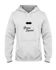 Groom Squad Hooded Sweatshirt thumbnail