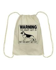 Custom Drawstring Bags Drawstring Bag front