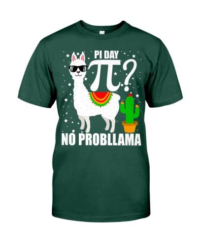 Pi Day Funny Llama And Math Lover