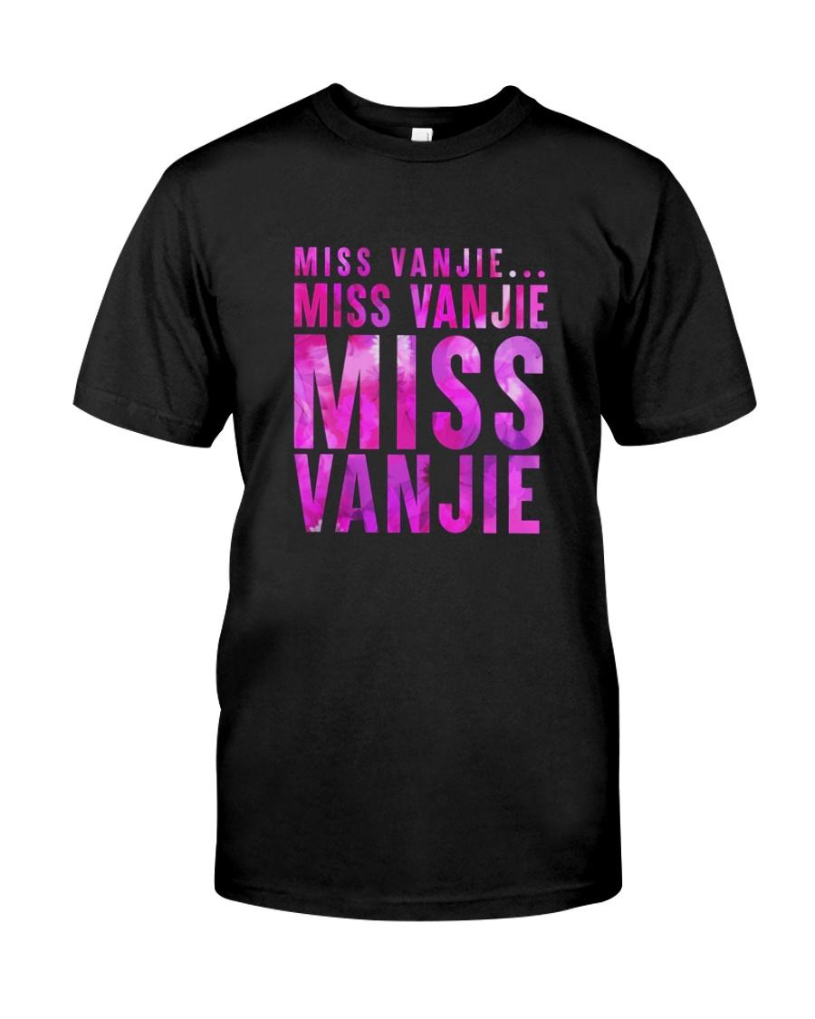 Miss Vanjie Classic T-Shirt