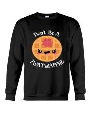 Don't be a twatwaffle Crewneck Sweatshirt thumbnail