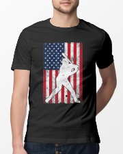 USA American Flag Baseball 4th of July Patriotic Classic T-Shirt lifestyle-mens-crewneck-front-13