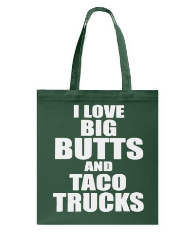 I love big butts and taco trucks