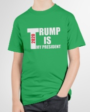 TRUMP MY PRESIDENT Youth T-Shirt garment-youth-tshirt-front-lifestyle-01