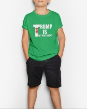 TRUMP MY PRESIDENT Youth T-Shirt lifestyle-youth-tshirt-front-1