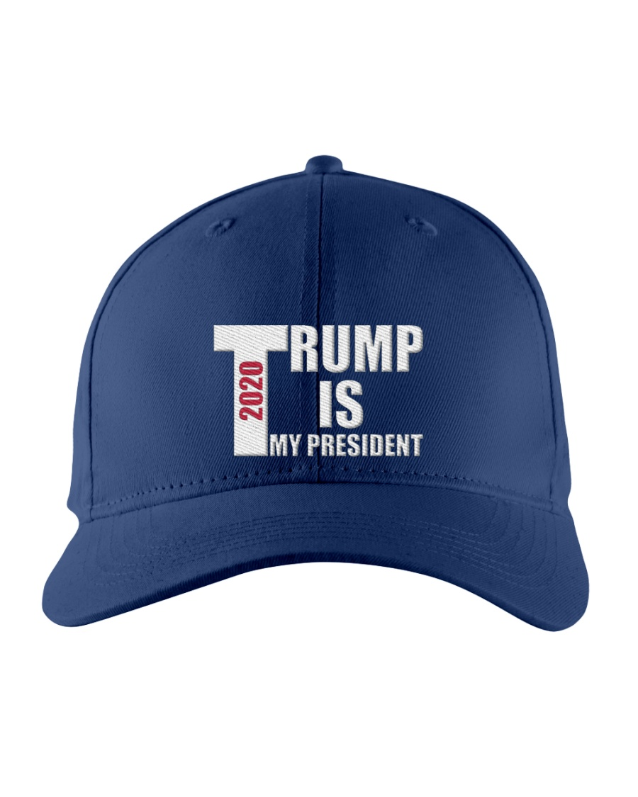 TRUMP MY PRESIDENT Embroidered Hat