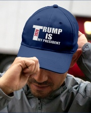 TRUMP MY PRESIDENT Embroidered Hat garment-embroidery-hat-lifestyle-01