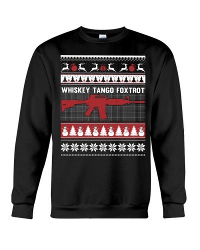 Whiskey Tango Foxtrot Christmas