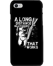 A Long Distance Relationship  Phone Case thumbnail