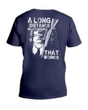 A Long Distance Relationship  V-Neck T-Shirt thumbnail