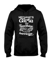 Mechanic's Girls  Hooded Sweatshirt thumbnail