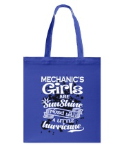 Mechanic's Girls  Tote Bag thumbnail