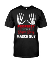 MARCH GUY  Classic T-Shirt thumbnail