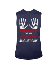 AUGUST GUY  Sleeveless Tee tile