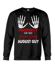 AUGUST GUY  Crewneck Sweatshirt tile