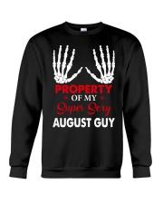 AUGUST GUY  Crewneck Sweatshirt thumbnail