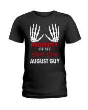 AUGUST GUY  Ladies T-Shirt thumbnail