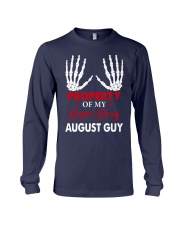 AUGUST GUY  Long Sleeve Tee tile