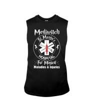 Magical Staff St Mungo's Sleeveless Tee thumbnail